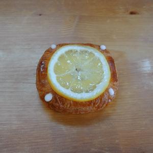 レモンとクリームチーズのデニッシュ