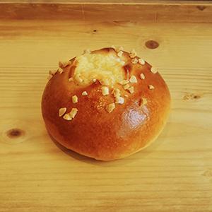 渋皮栗パン